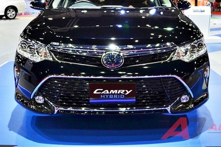 Toyota Camry 2017 nang cap tai Thai Lan gia 956 trieu-Hinh-4