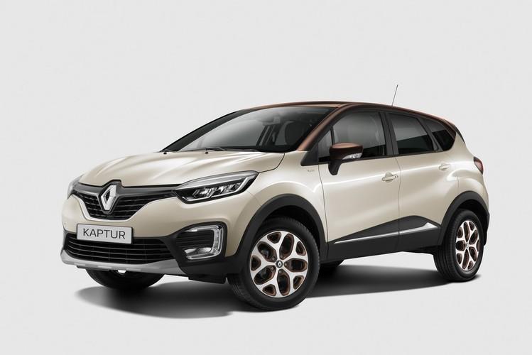 """""""Xe hop"""" Renault Kaptur Extreme gia re tai Nga co gi?"""