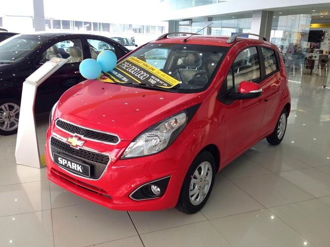 Top xe oto gia re duoi 500 trieu dong tai Viet Nam-Hinh-7