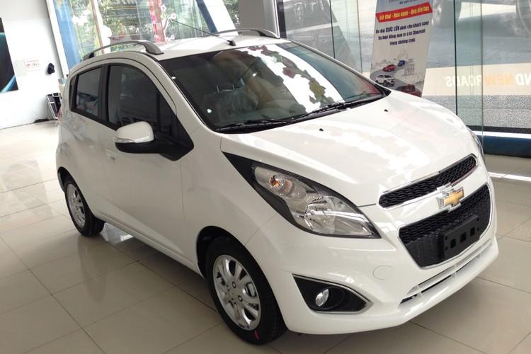Top xe oto gia re duoi 500 trieu dong tai Viet Nam-Hinh-8