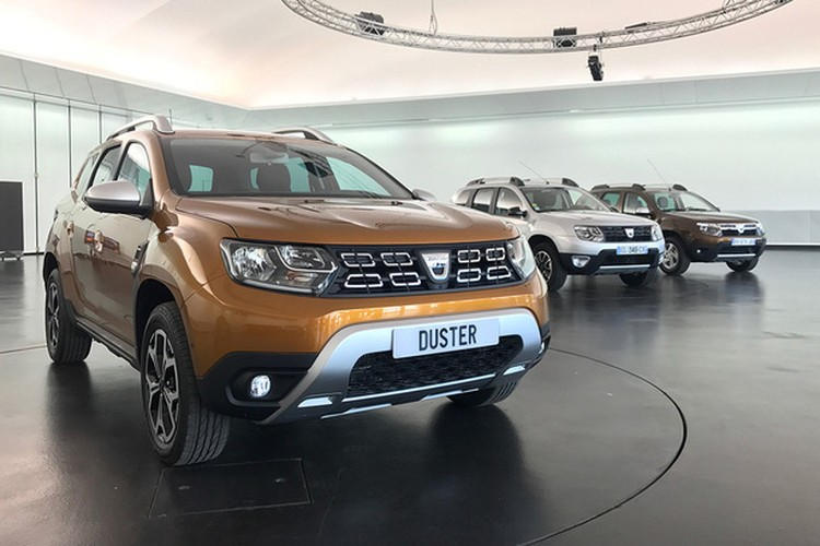 """Soi """"anh song"""" xe oto gia re Renault Duster 2018-Hinh-2"""