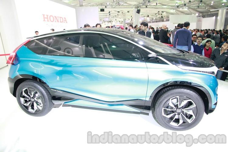 Xe oto Honda Vision XS-1 sap duoc san xuat-Hinh-2