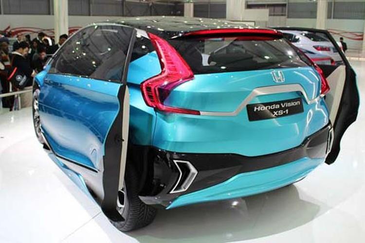 Xe oto Honda Vision XS-1 sap duoc san xuat-Hinh-4