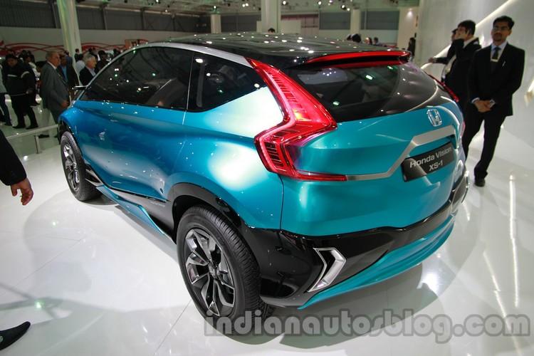 Xe oto Honda Vision XS-1 sap duoc san xuat-Hinh-5