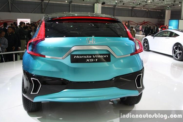 Xe oto Honda Vision XS-1 sap duoc san xuat-Hinh-7