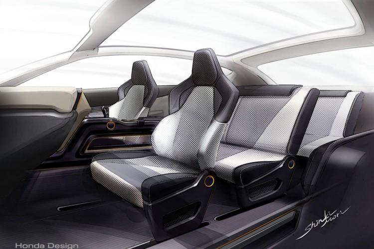 Xe oto Honda Vision XS-1 sap duoc san xuat-Hinh-8