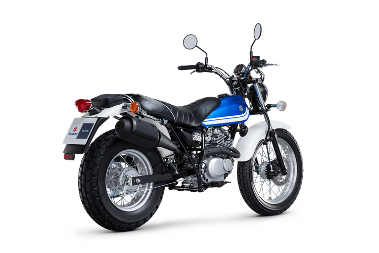 Can canh moto Suzuki VanVan moi gia chi 90 trieu dong-Hinh-8