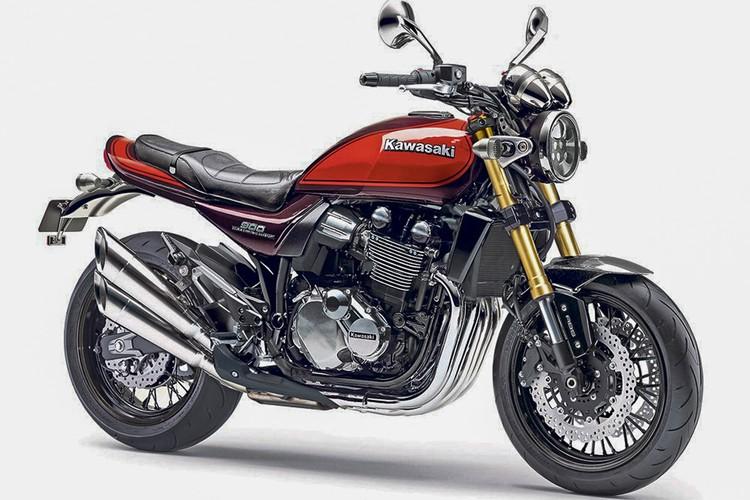 "Kawasaki he lo moto Z900RS moi ""dau"" Yamaha XSR900-Hinh-2"