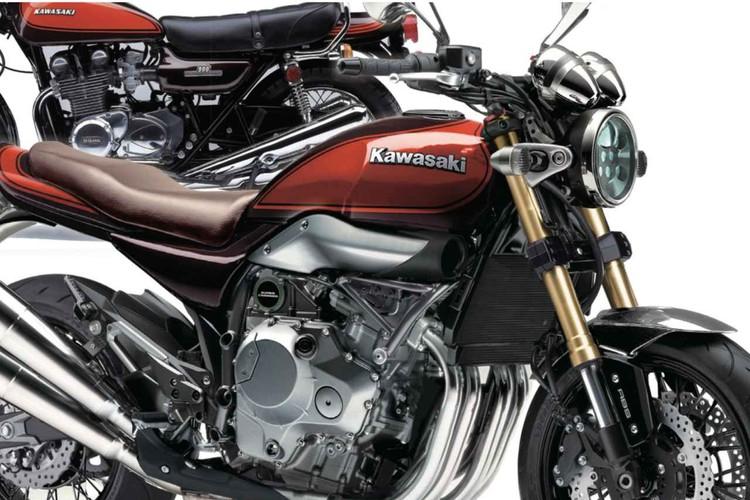 "Kawasaki he lo moto Z900RS moi ""dau"" Yamaha XSR900-Hinh-7"