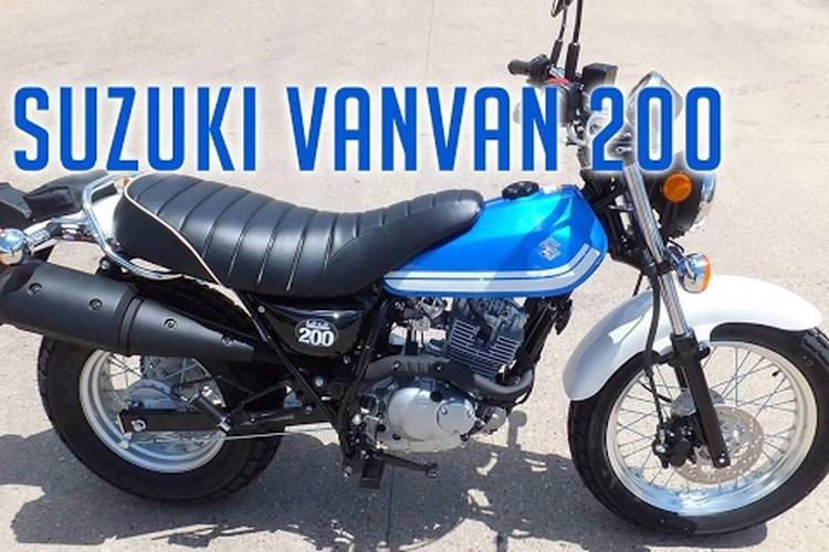 Can canh moto Suzuki VanVan moi gia chi 90 trieu dong-Hinh-10
