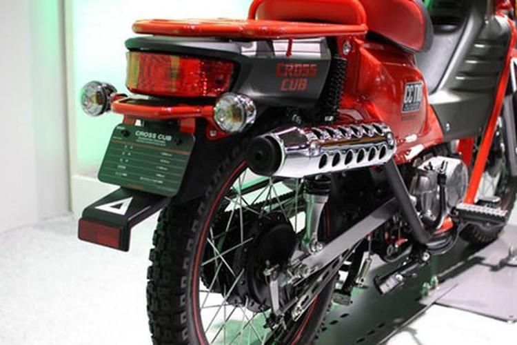 Can canh Honda Cross Cub 110cc 2018 gia 13,5 trieu-Hinh-11