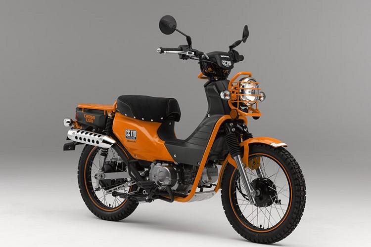 Can canh Honda Cross Cub 110cc 2018 gia 13,5 trieu-Hinh-4