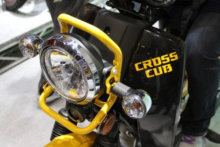 Can canh Honda Cross Cub 110cc 2018 gia 13,5 trieu-Hinh-5