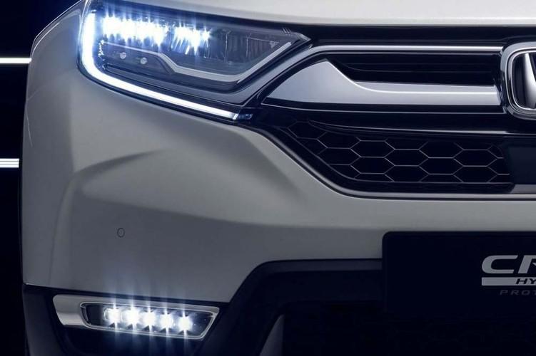 "Honda ""nha hang"" xe oto CR-V hybrid phien ban 2018-Hinh-4"