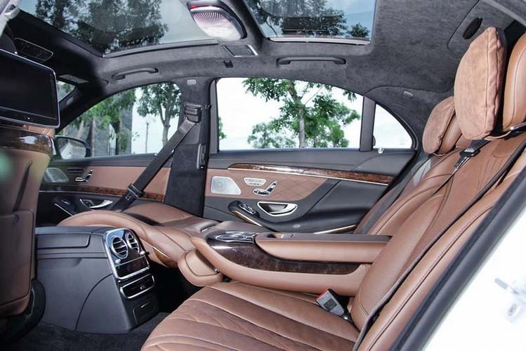 """NTK Do Manh Cuong """"dap hop"""" Mercedes-Benz gia 4 ty-Hinh-9"""