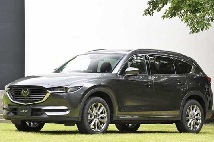 """Mazda chinh thuc ra mat CX-8, """"chot gia"""" 620 trieu dong-Hinh-10"""