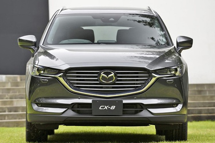 """Mazda chinh thuc ra mat CX-8, """"chot gia"""" 620 trieu dong-Hinh-2"""