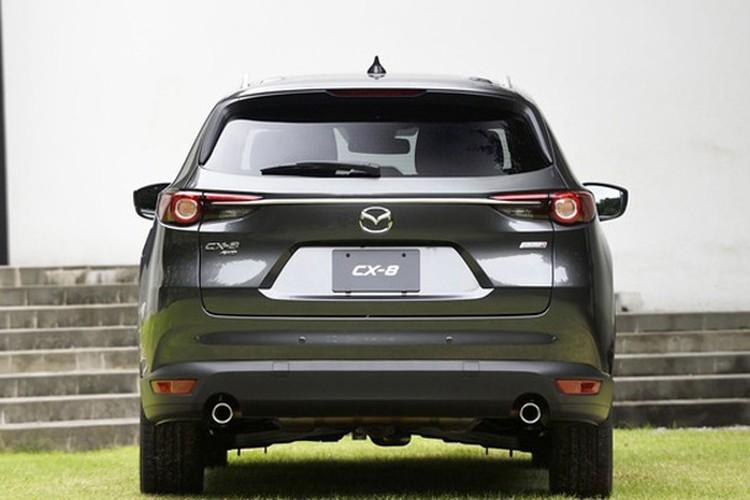 """Mazda chinh thuc ra mat CX-8, """"chot gia"""" 620 trieu dong-Hinh-3"""