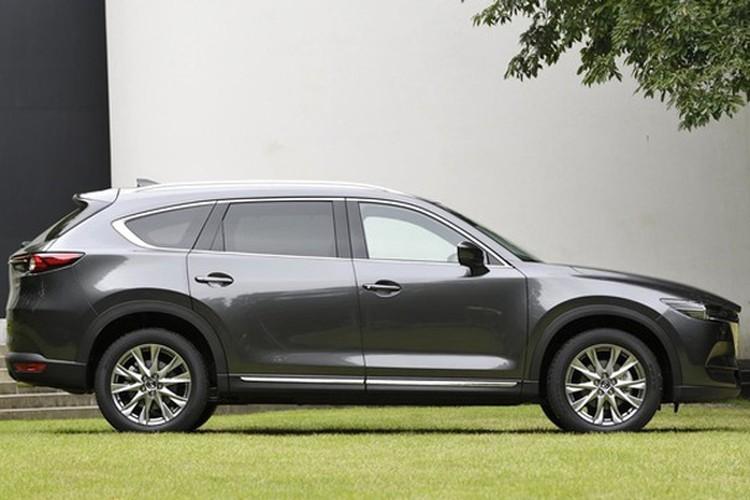 """Mazda chinh thuc ra mat CX-8, """"chot gia"""" 620 trieu dong-Hinh-4"""