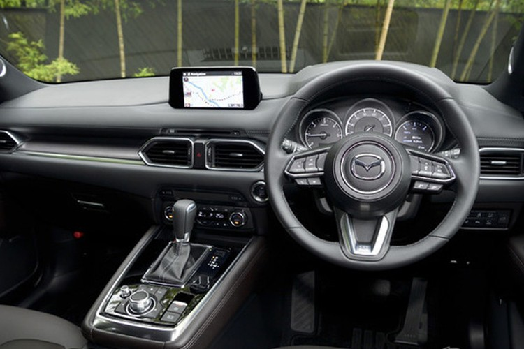 """Mazda chinh thuc ra mat CX-8, """"chot gia"""" 620 trieu dong-Hinh-6"""