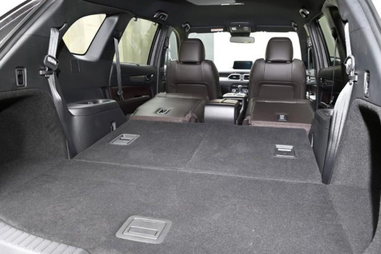 """Mazda chinh thuc ra mat CX-8, """"chot gia"""" 620 trieu dong-Hinh-7"""