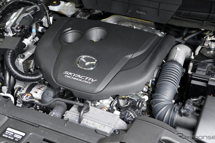 """Mazda chinh thuc ra mat CX-8, """"chot gia"""" 620 trieu dong-Hinh-8"""