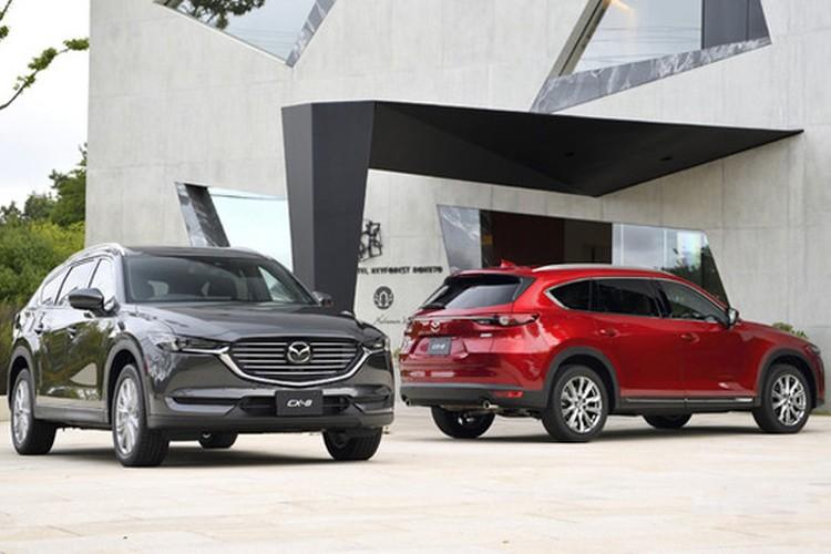 """Mazda chinh thuc ra mat CX-8, """"chot gia"""" 620 trieu dong-Hinh-9"""