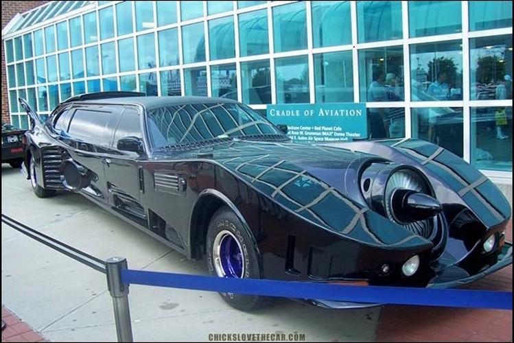 Top sieu xe limousine doc nhat, dat nhat tren The gioi-Hinh-20