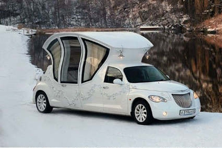 Top sieu xe limousine doc nhat, dat nhat tren The gioi-Hinh-4
