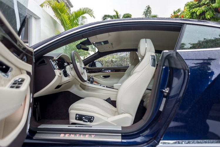 Sieu xe sang Bentley Continental GT 2018 ra mat Dong Nam A-Hinh-10