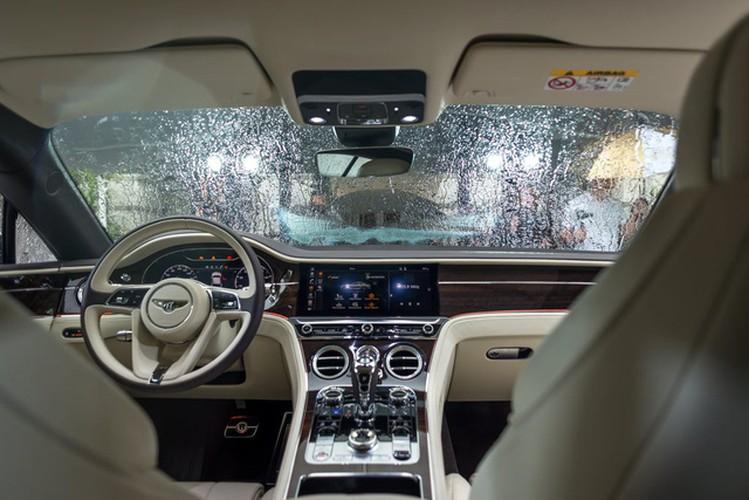 Sieu xe sang Bentley Continental GT 2018 ra mat Dong Nam A-Hinh-15