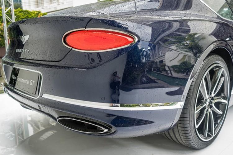 Sieu xe sang Bentley Continental GT 2018 ra mat Dong Nam A-Hinh-5