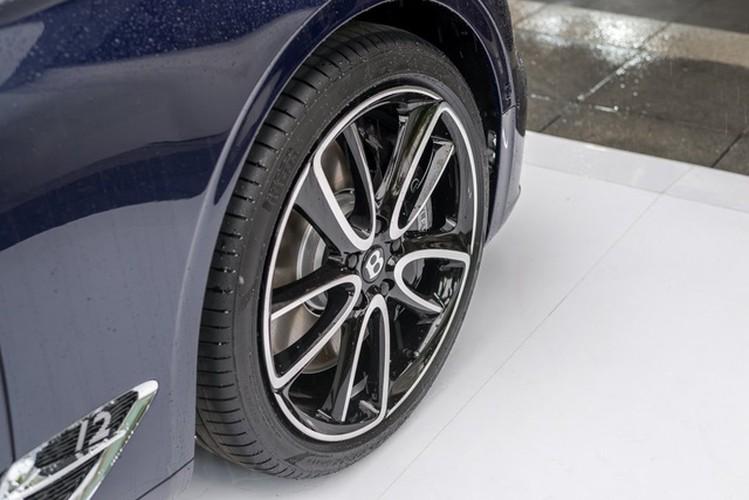 Sieu xe sang Bentley Continental GT 2018 ra mat Dong Nam A-Hinh-8