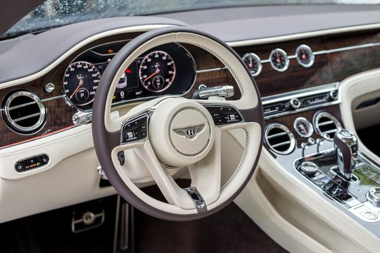 Sieu xe sang Bentley Continental GT 2018 ra mat Dong Nam A-Hinh-9