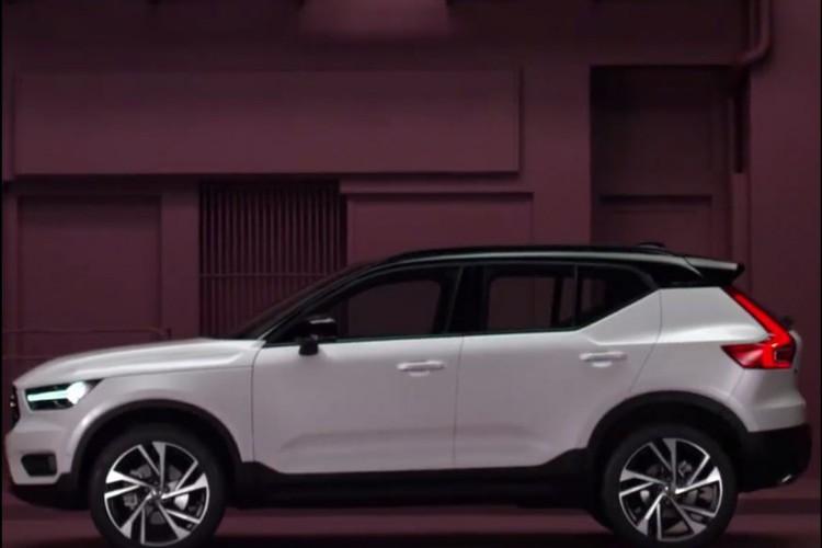 "Volvo XC40 2018 lo ""anh nong"" truoc ngay ra mat-Hinh-8"