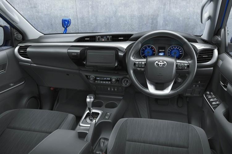 "Toyota ""khai tu"" FJ Cruiser, thay bang ban tai Hilux-Hinh-9"