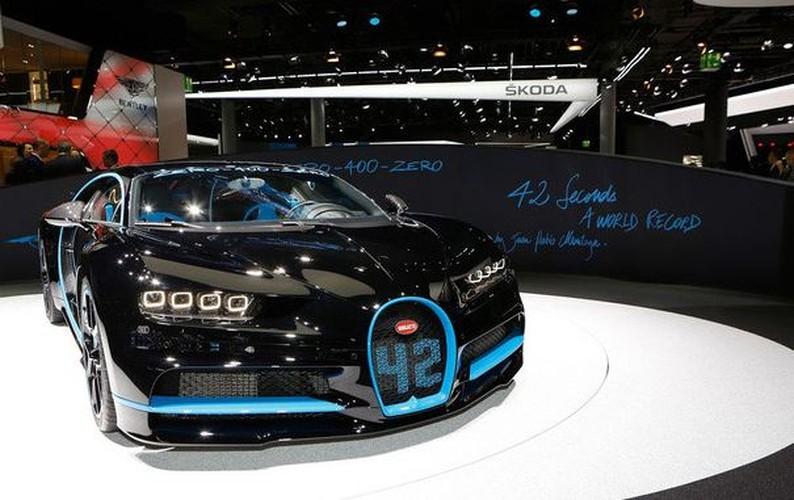 "Sieu xe Bugatti Chiron ""Zero-400-Zero"" doc nhat The gioi-Hinh-2"