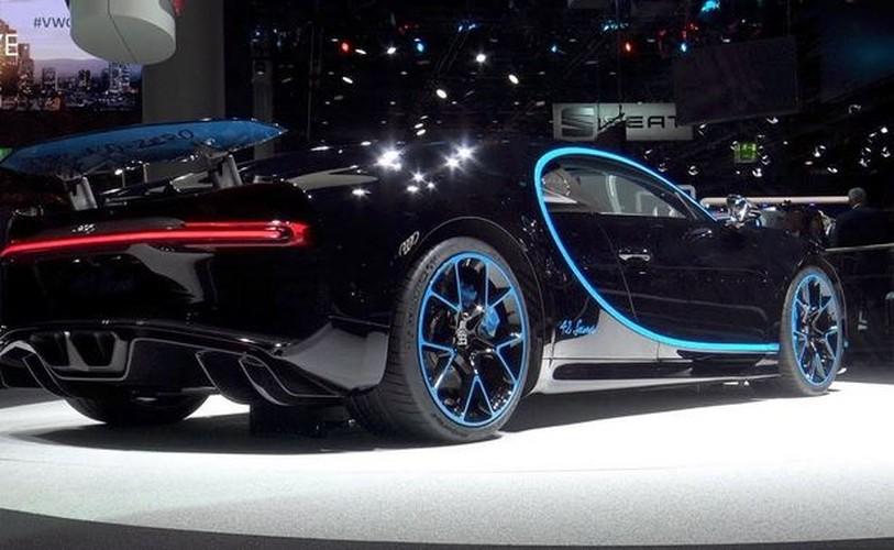 "Sieu xe Bugatti Chiron ""Zero-400-Zero"" doc nhat The gioi-Hinh-3"