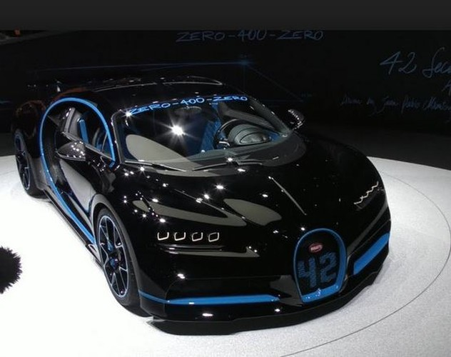 "Sieu xe Bugatti Chiron ""Zero-400-Zero"" doc nhat The gioi-Hinh-4"