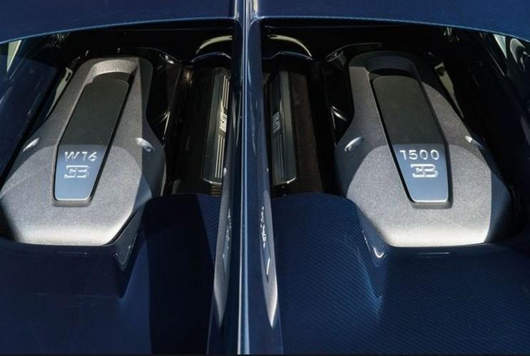 "Sieu xe Bugatti Chiron ""Zero-400-Zero"" doc nhat The gioi-Hinh-6"