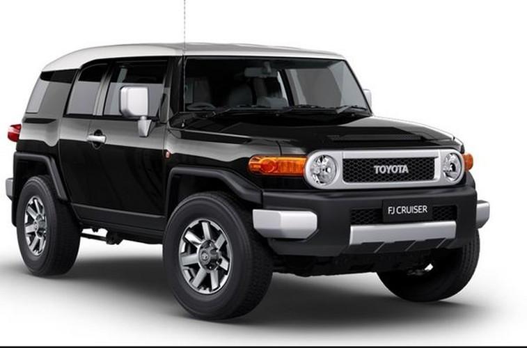 "Toyota ""khai tu"" FJ Cruiser, thay bang ban tai Hilux-Hinh-2"