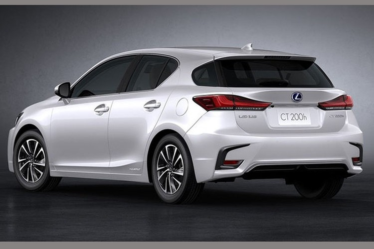 "Xe sang Lexus CT200h gia 1,37 ty ""chao"" Dong Nam A-Hinh-3"
