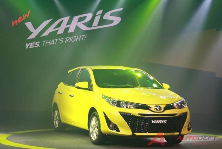 Can canh Toyota Yaris 2018 gia re chi 328 trieu dong-Hinh-2
