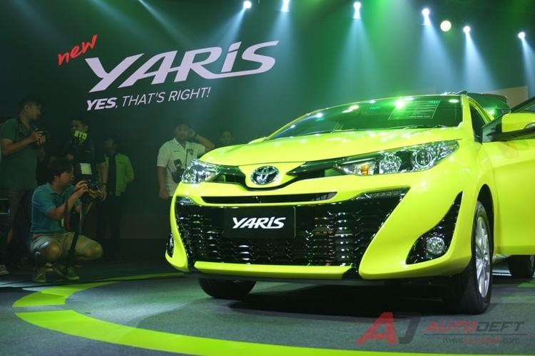 Can canh Toyota Yaris 2018 gia re chi 328 trieu dong-Hinh-3