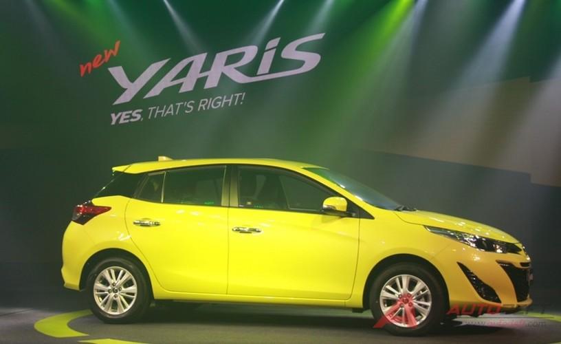 Can canh Toyota Yaris 2018 gia re chi 328 trieu dong-Hinh-4