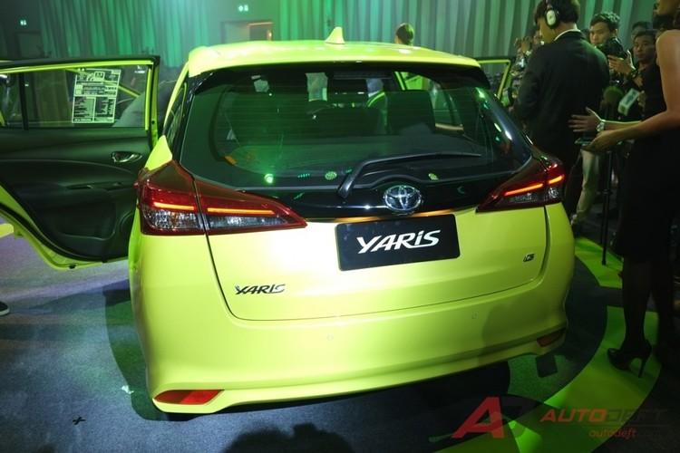 Can canh Toyota Yaris 2018 gia re chi 328 trieu dong-Hinh-5