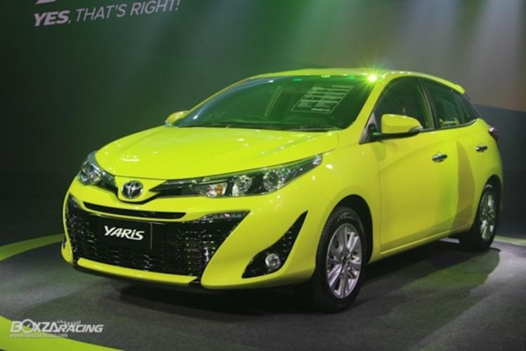 Can canh Toyota Yaris 2018 gia re chi 328 trieu dong