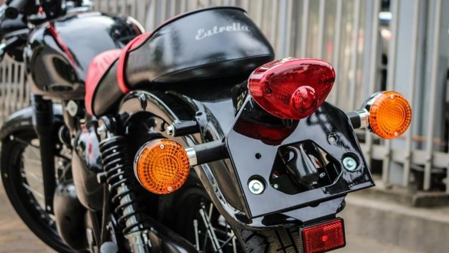 """Kawasaki Estrella """"hoi sinh"""" voi ban 175cc gia 59 trieu dong-Hinh-4"""