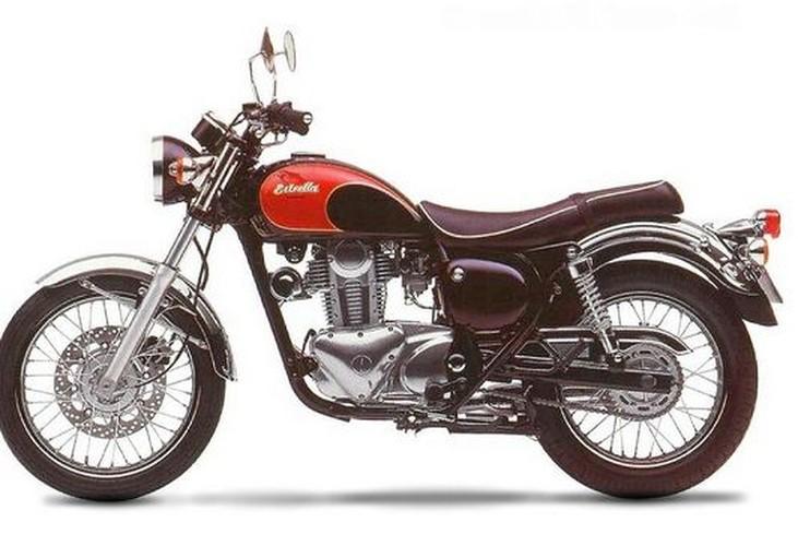 """Kawasaki Estrella """"hoi sinh"""" voi ban 175cc gia 59 trieu dong-Hinh-8"""