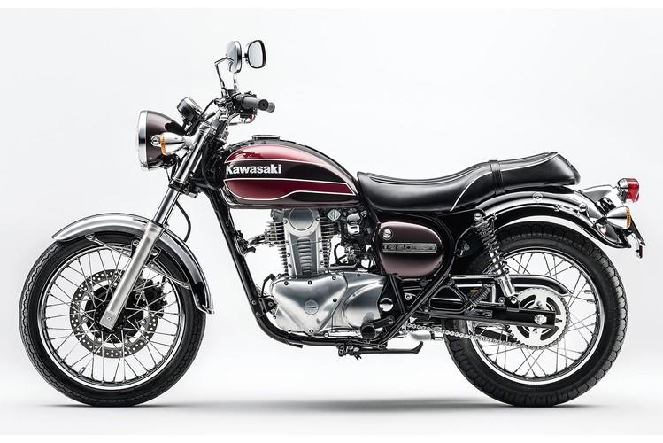 """Kawasaki Estrella """"hoi sinh"""" voi ban 175cc gia 59 trieu dong"""
